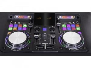 Set 2xBoxe portabile cu functie karaoke si amplificator, 600W, Trevi2