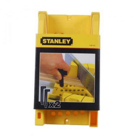 Suport pentru taiat la unghi cu cleme, 1-20-112 Stanley2