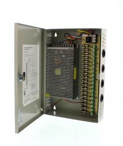 Sursa in comutatie AC-DC cu cutie 240W 12V 20.0A 18canale WELL0