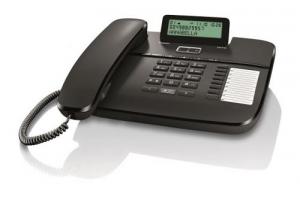 Telefon fix analogic Gigaset DA710 negru2