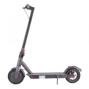 Trotineta Electrica Pliabila M6, viteza 25 km/h, autonomie 30 km, roti 8,5``, Negru0