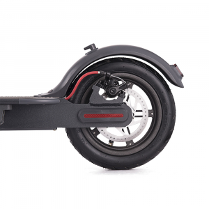 Trotineta Electrica Pliabila M6, viteza 25 km/h, autonomie 30 km, roti 8,5``, Negru5