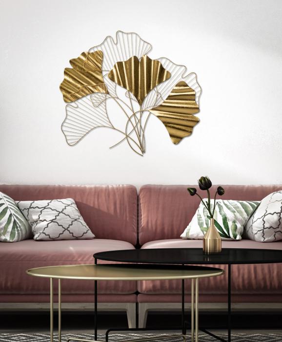 Decoratiune de perete Goxy Gold [0]