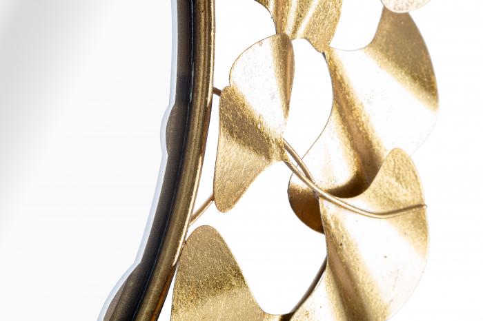 Oglinda Foglie Gold [3]
