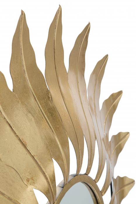 Oglinda Leaf Glam [2]