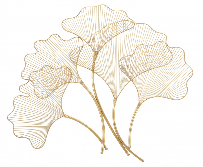 Panou decorativ Glam Leaf [1]