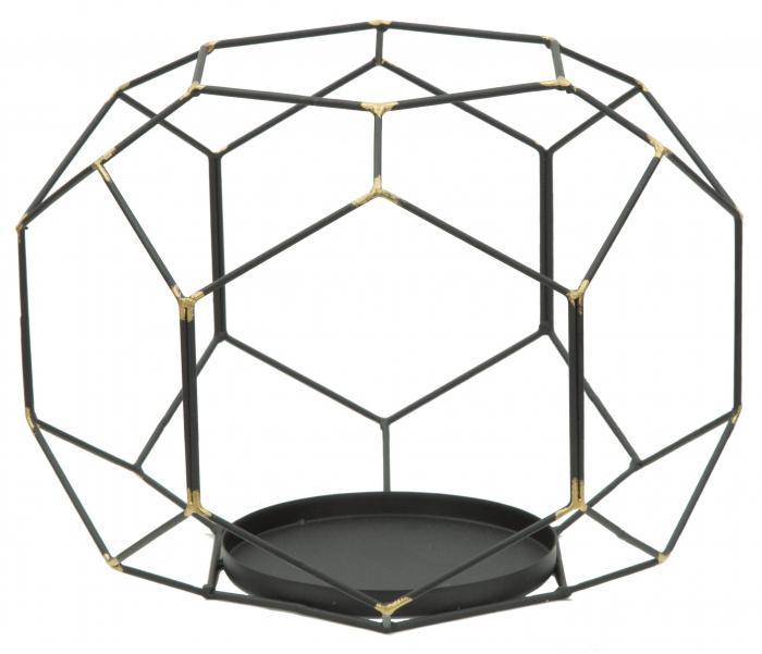 Suport Lumanare Bright Ball [3]