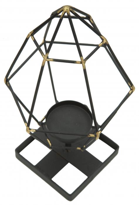 Suport Lumanare Bright Pyramid [4]