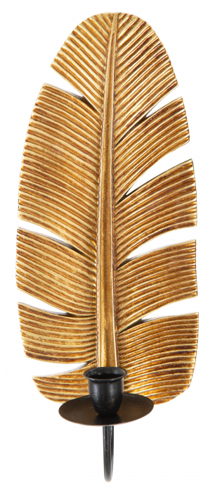 Suport Decorativ Lumanare Muro Leaf [1]