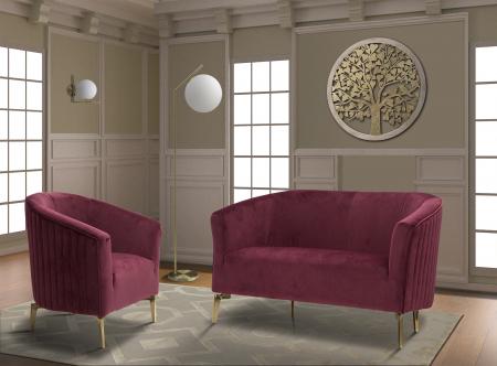 Aplica Decorativa - Hol - Living - Muro Glamy [1]