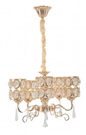 Lustra Glam Cristal [1]