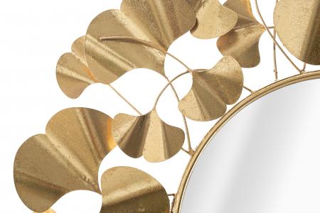 Oglinda Foglie Gold [2]