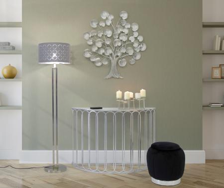 Panou decorativ Tree of Life Silver [2]