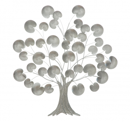 Panou decorativ Tree of Life Silver [3]