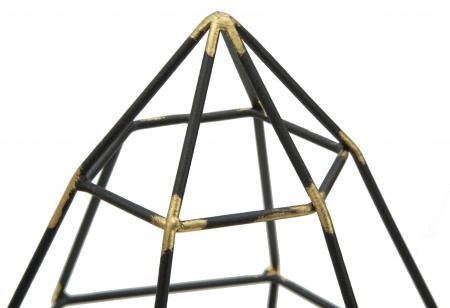 Suport Lumanare Bright Pyramid [6]