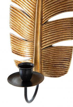 Suport Decorativ Lumanare Muro Leaf [2]