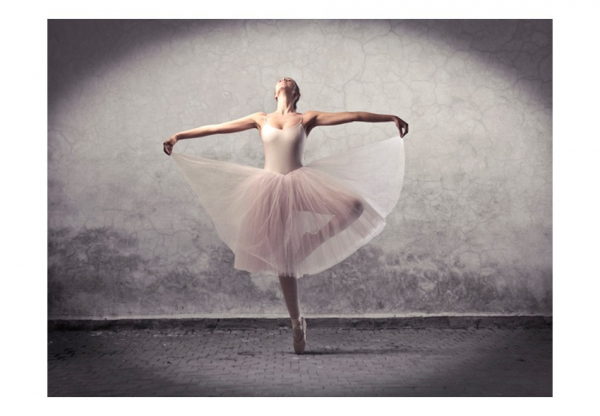 Fototapet - Classical dance - poetry without words 3
