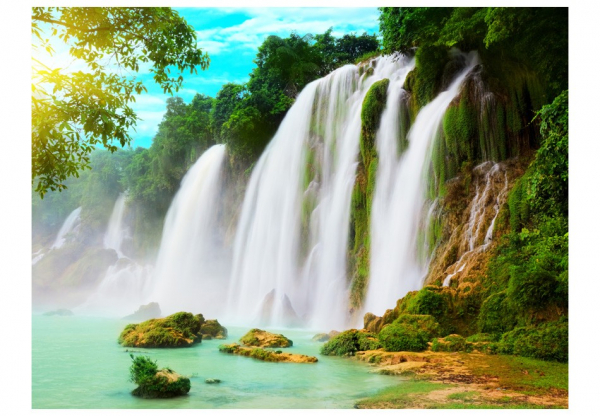 Fototapet - Detian - waterfall (China) 3