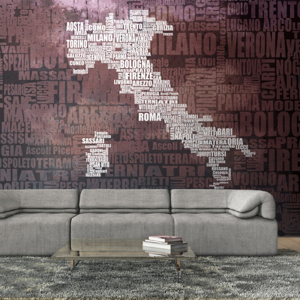 Fototapet - Dream about Italy 0