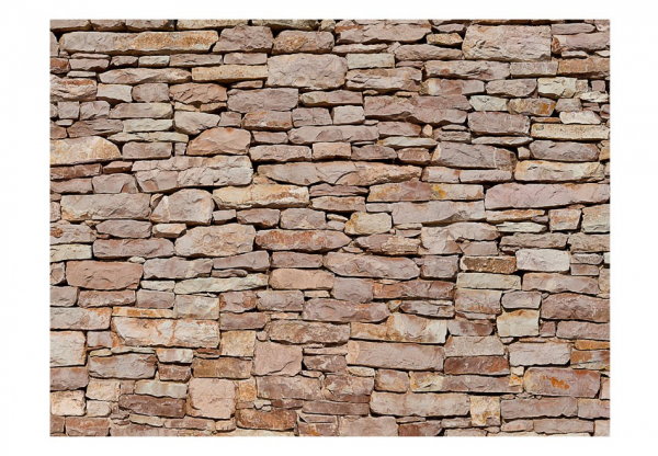 Fototapet - Natural stone wall 3