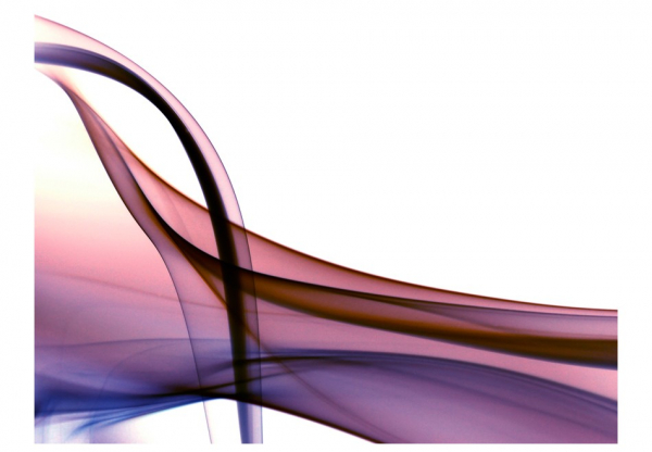 Fototapet - Photo wallpaper – Purple abstraction 3
