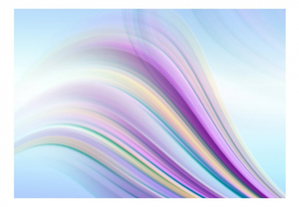 Fototapet - Rainbow abstract background 3