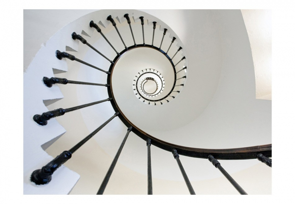 Fototapet - stairs (lighthouse) [3]