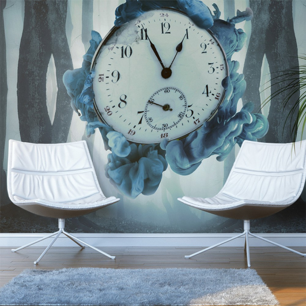Fototapet - Surrealism of time 0