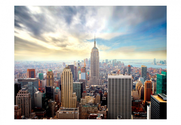 Fototapet - View on Empire State Building - NYC 3