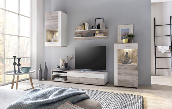 Set mobilier living LIZZY 1 0