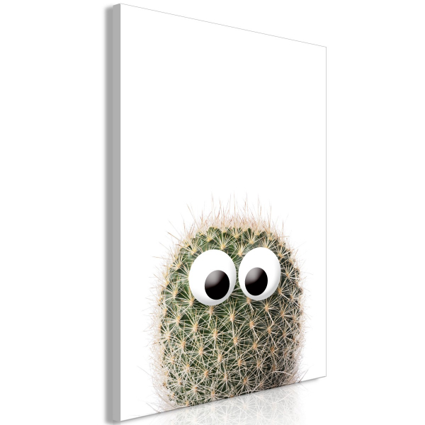 Tablou - Cactus With Eyes (1 Part) Vertical 0