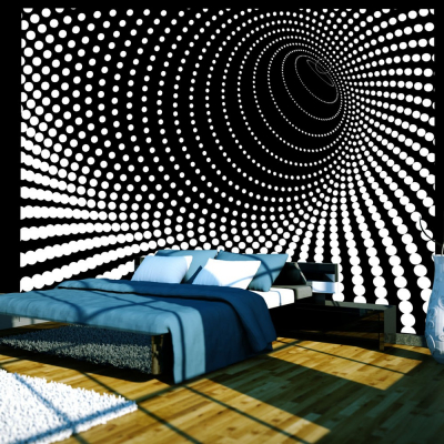 Fototapet - Abstract background 3D0