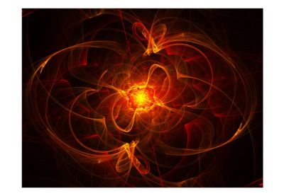 Fototapet - Abstract fire3