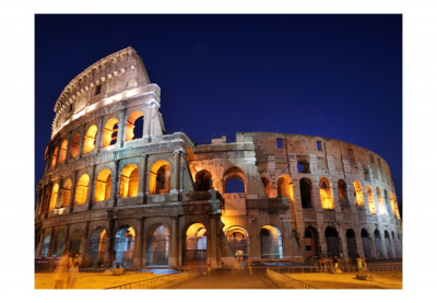 Fototapet - Colloseum at night3