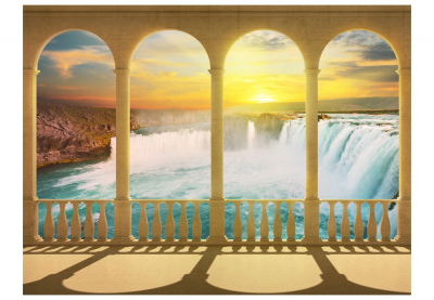Fototapet - Dream about Niagara Falls3
