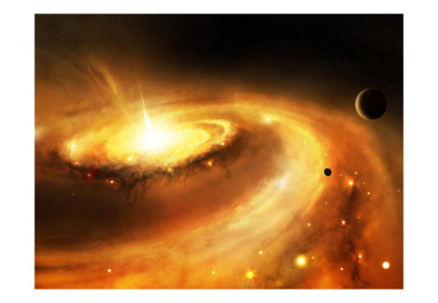 Fototapet - Galactic Center of the Milky Way3