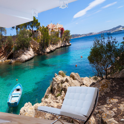 Fototapet - Holiday Seclusion0