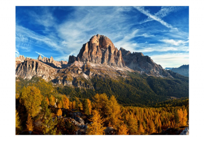 Fototapet - Panoramic view of Italian Dolomites3