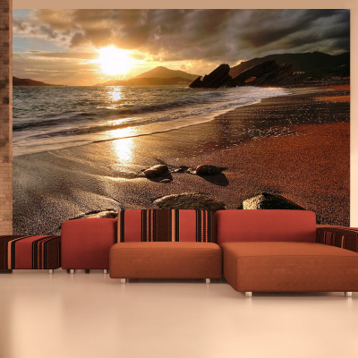 Fototapet - Relaxation by the sea [0]