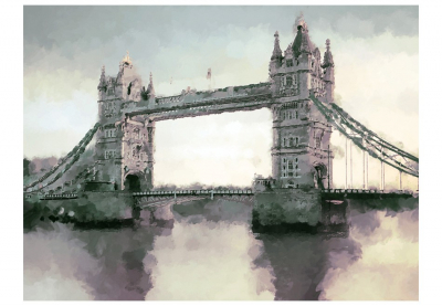 Fototapet - Victorian Tower Bridge3