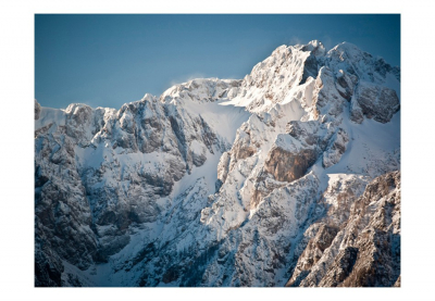 Fototapet - Winter in the Alps3