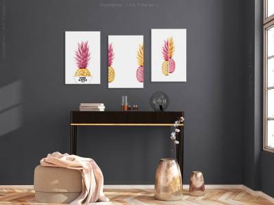 Tablou - Pineapples (Collection)3