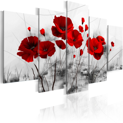 Tablou - Poppies - Red Miracle0