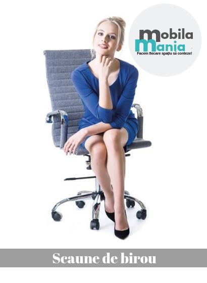 Colectia MobilaMania.ro Scaune birou