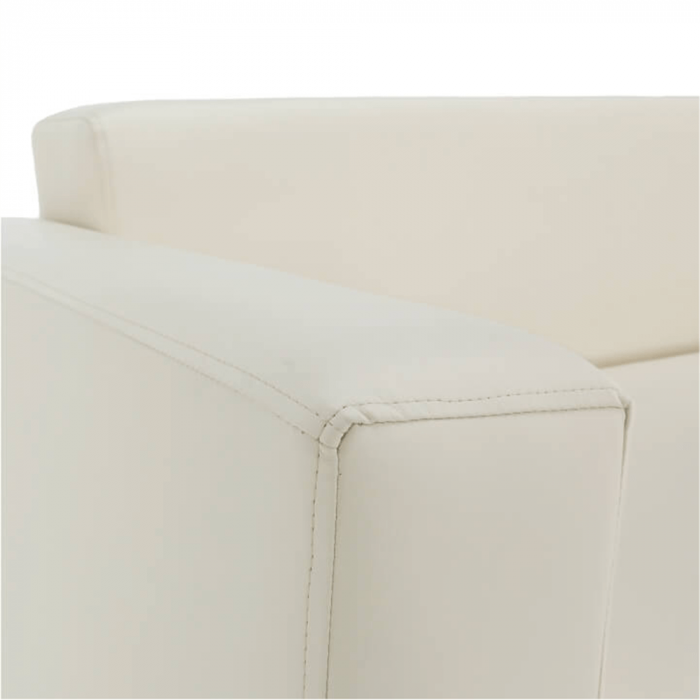 Canapea 3 locuri imitatie piele HOMKER [3]