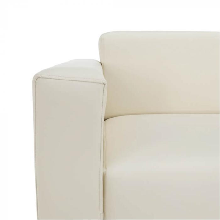 Canapea 3 locuri imitatie piele HOMKER [4]