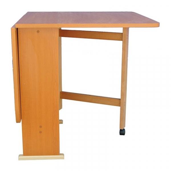 Set masa pliabila Practic cires cu 6 scaune 2