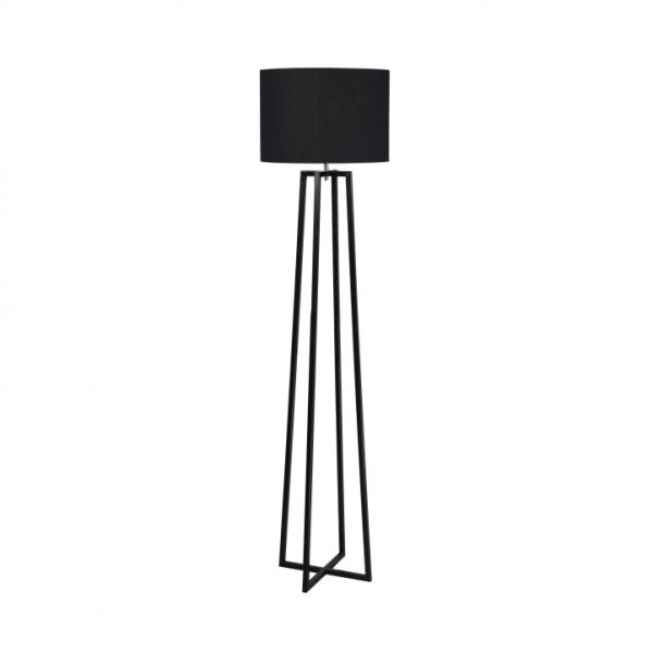 Lampa de podea negru QENNY TYP 17 [0]