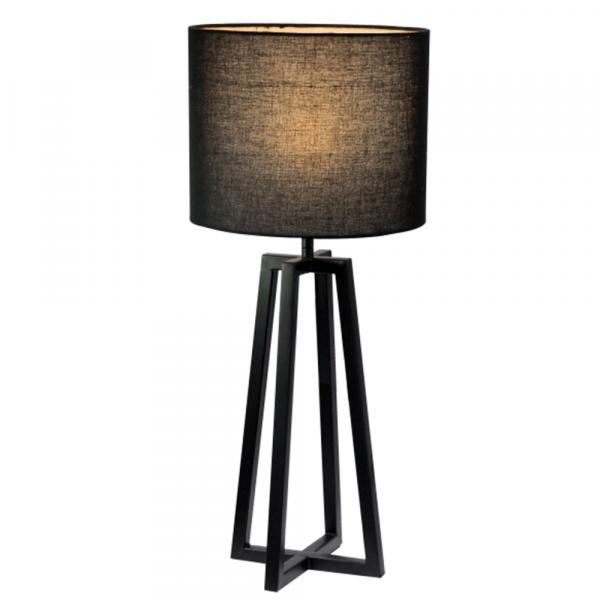 Lampa de masa negru QENNY 15 0