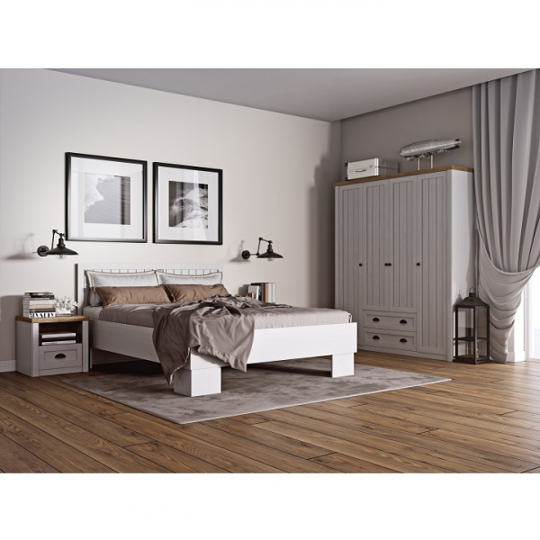 Ansamblu dormitor modern PROVANCE 0